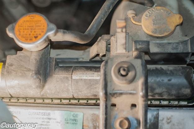 Замена радиатора в ЮВАО