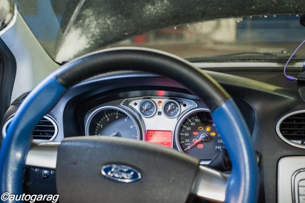Ford Focus ошибка ЭБУ U1900