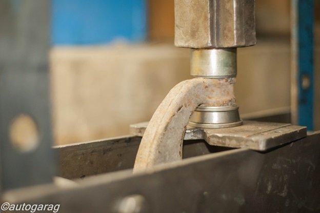 Восстановление шаровой опоры в Марьино цена