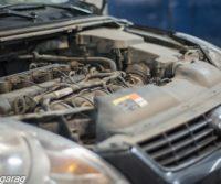 Ford Focus 2 стук в двигателе