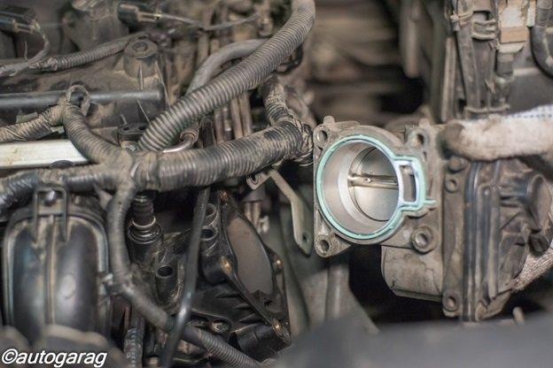 Стук двигателя Форд Фокус