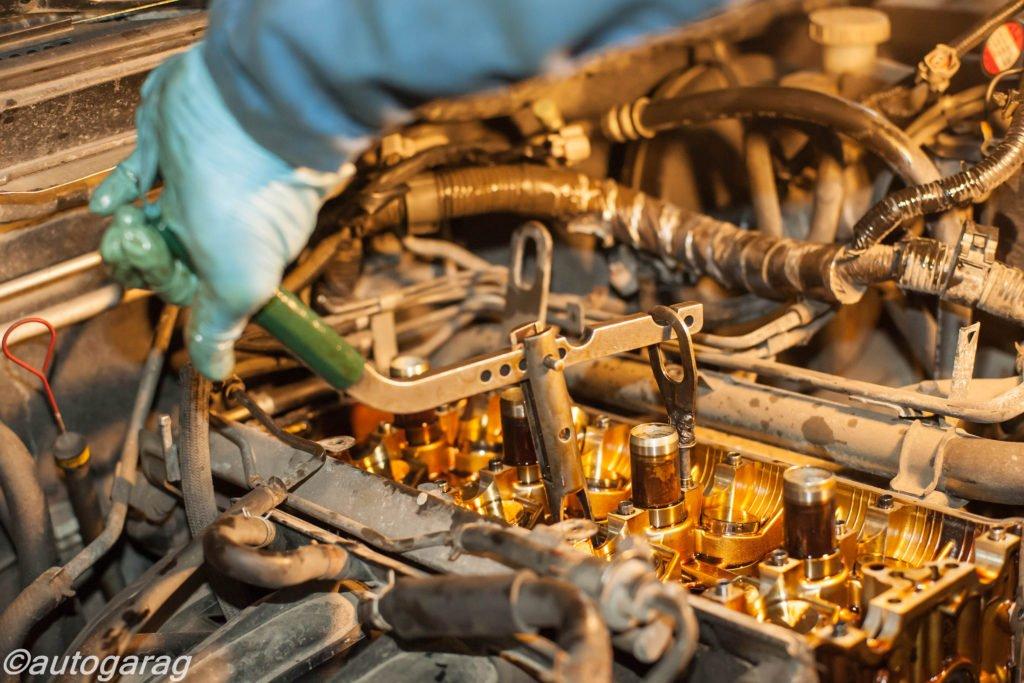 Замена сальников клапанов Suzuki Grand Vitara