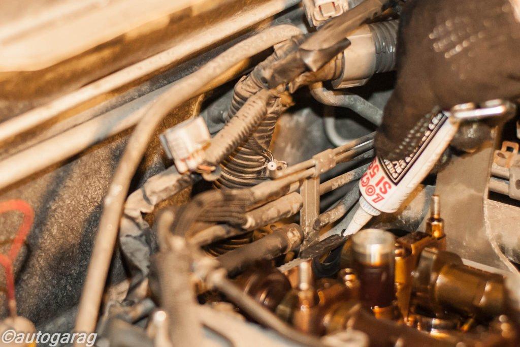 Замена сальников клапанов Suzuki Grand Vitara 2.0 и 2.5