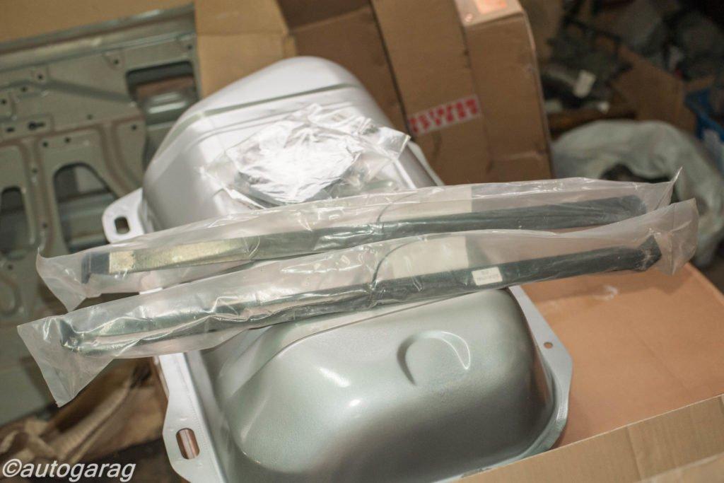 Где купить топливный бак Сузуки Гранд Витара до 2005 года