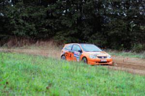 Хонда на гонках авто