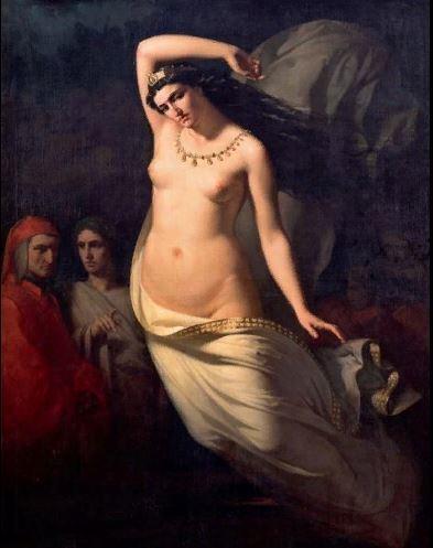 Астероид в честь царицы Семирамида
